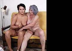OmaHoteL grannies And Mature playthings Compilation