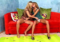 Cayenne And Sharon Asslicking Delights