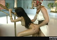 Tania Russof, the Empress Assfucked in the Terms