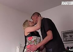 AmateurEuro - Hot 3way With Annette Liselotte & Oda Amelie