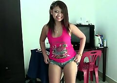 part two : busty sexy thaigirl dance