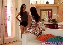 Love affair between Annie and Yasmine escalate to a new high