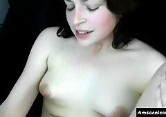 Cumming On Her Bush