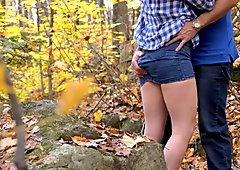 NastyPlace.org - Mother and Son - Outdoor Passionate Sex