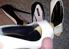 Miss Kim's high heel 12-cumshot