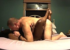 Hot Interracial Couple - Making Love, Fun Fuck, Oral, Cowgirl, Orgasms