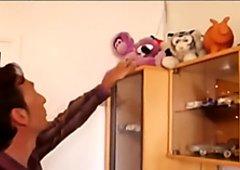 suivez notre vie a 3 en cam direct pour les voyeurs francais en cam 24h sur mon site Anettehome.com