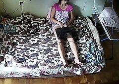 an unmarried woman fingering