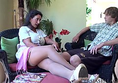 NastyPlace.org - Mother - Son Sex Education