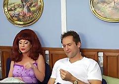 BANG.com: Redheaded Vixens Love A Big Cock