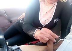 Granny Sucks Cock e8