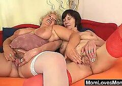 Hirsute amateur wives first time lesbian