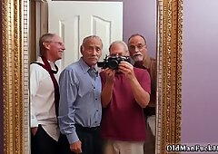 Young old wife swap and man anal Frannkie And The Gang Tag Team A Door To Door Saleswoman