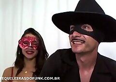 Sexo AO VIVO com casal Tequila no site das Tequileira