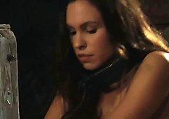 Naked Lesbian Girls Working Hard For Mistress