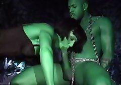 Valentine Demy interracial sex