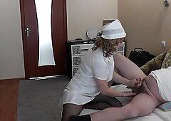 Massage Jerking Cock Hands