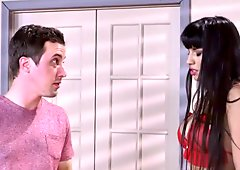 Brazzers - Mercedes Carrera takes it in the a
