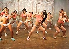 BOOTY dance HOT 1