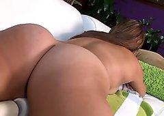 Alex Carter's sexy masturbation video