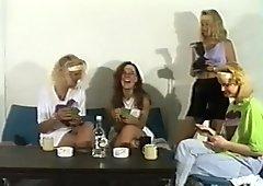 vintage dutch danish casting girls mix
