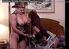 Goddess Sondra Whipping Peaches preview