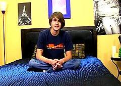 Sex gay emo boy teen twink brown free Twenty yr old Alex Hunter is a
