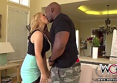 WCP CLUB buxomy housewife is crazy for assfuck