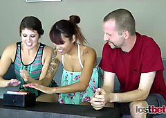 LostBets - 510P - Strip Frenzy with Lela, Tom and Trinity.mp4