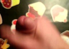 Closeup Cupcake Wank