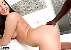 DarkX FIRST Interracial Anal for Brittany