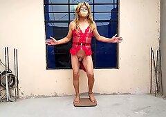 Travesti maduro, latino de closet