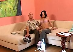 German Teeny  Starlet is fucking first time