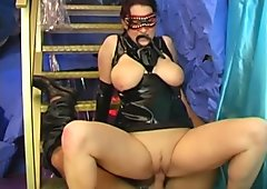 Leather and sex