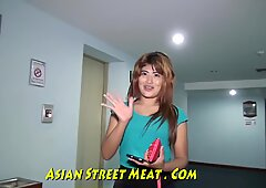 Podgy Anal Raver In Foreign Thai Asshole
